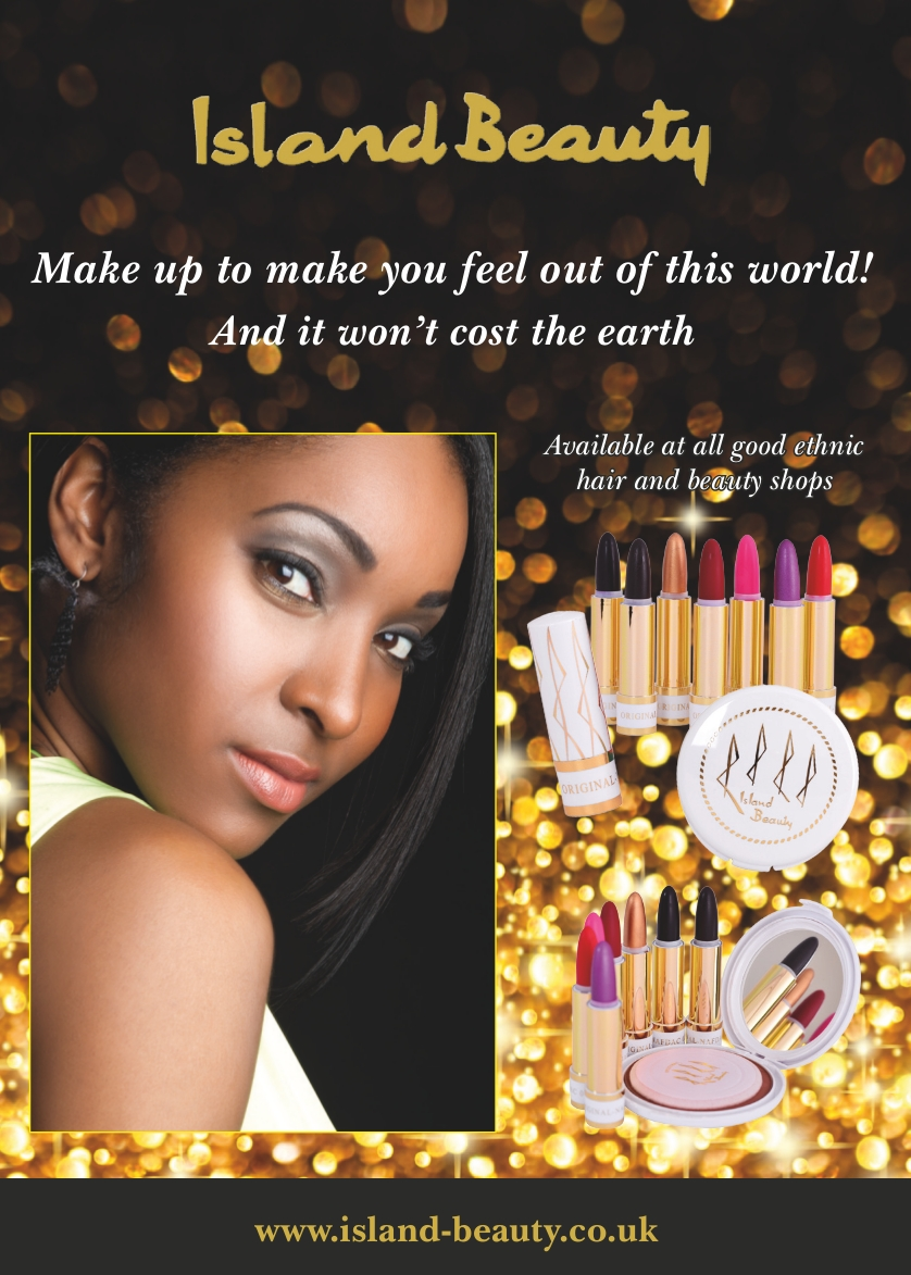island beauty 2014 advert